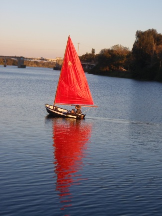 Dyer Dhow Sailing Dinghy