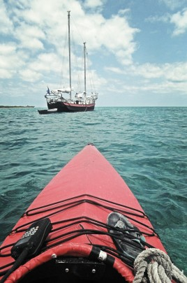 Yost Folding kayak 2013 Belize